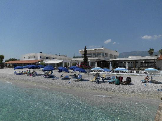 Kinetta, Greece: strand