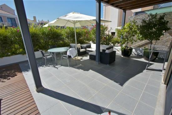 Vale do Lobo Resort : Terrace
