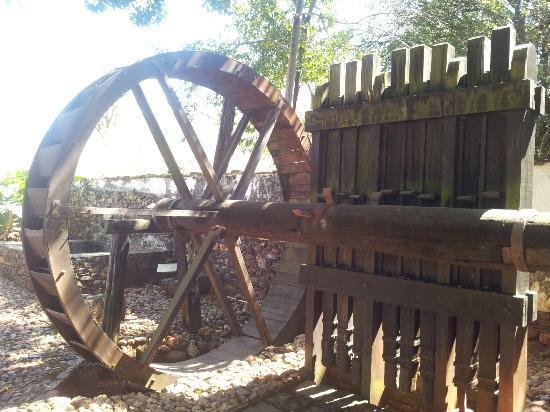 Museu do Ouro & Casa de Borba Gato : Engenho de Mineração