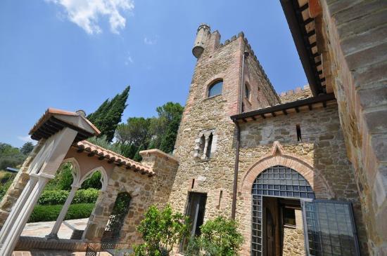 Castello di Monterone: Esterno