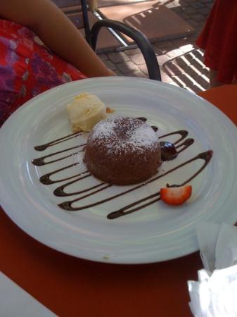Erm's Csulok & Jazz : chocalte sufle