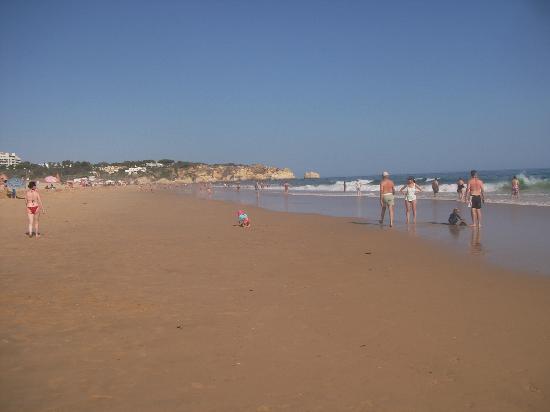 Pestana Alvor Atlantico: praia dos apartamentos