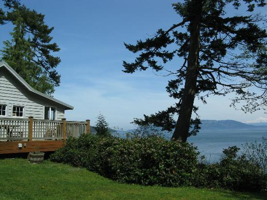 Orcas Island Bayside Cottages: Exterior