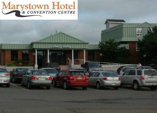 Marystown Hotel & Convention Centre: Main Entrance