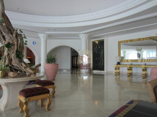 Hilton Salalah: Foyer / Lobby