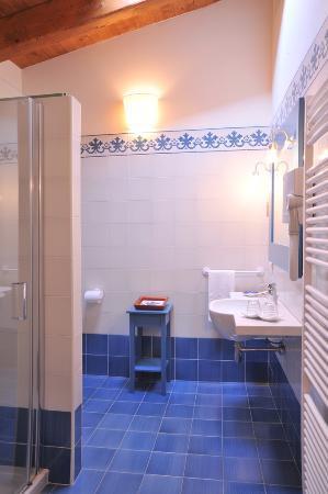 Agriturismo San Mattia : la nostra camera, il bagno