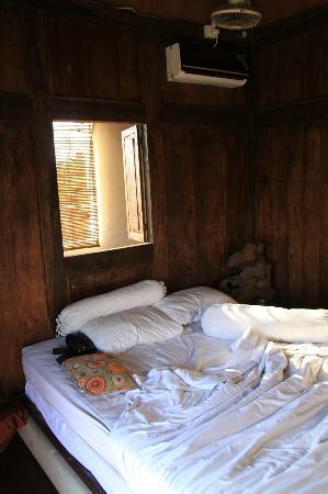 UMAH GRAN GUEST HOUSE: double bedroom