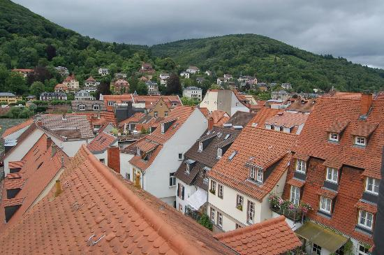 Hotel am Rathaus: Room With a View , breathtaking !