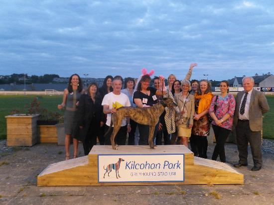 Kilcohan Park Greyhound Stadium: Fun at Kilcohan
