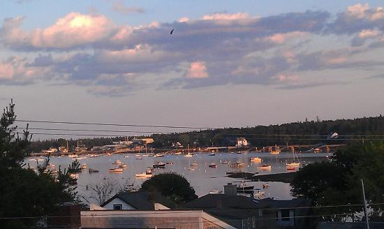 Southwest Harbor, ME: Views of the harbor