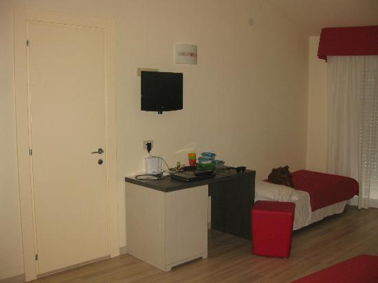 Hotel Alexander: room