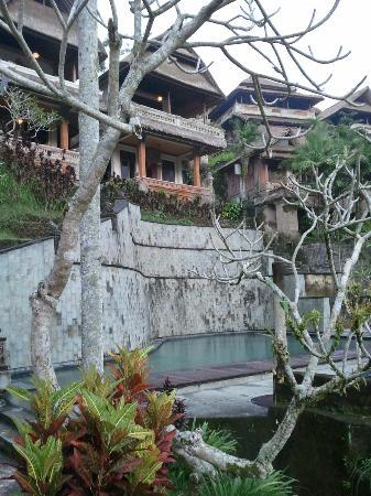Ulun Ubud Resort & Spa: Pool from our room
