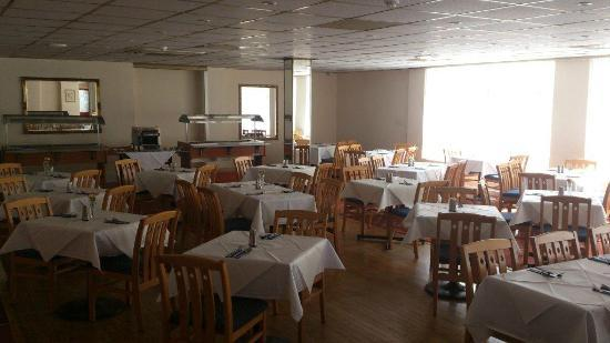 Chequers Plaza Hotel Blackpool: Restuarant