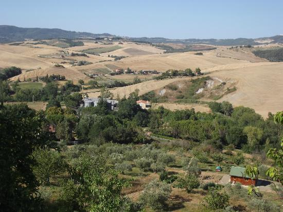 Azienda Agricola Agrimonia : View Outside Our Room