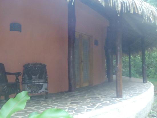 Sarapiquis Rainforest Lodge: Each room has a nice walkout terrace