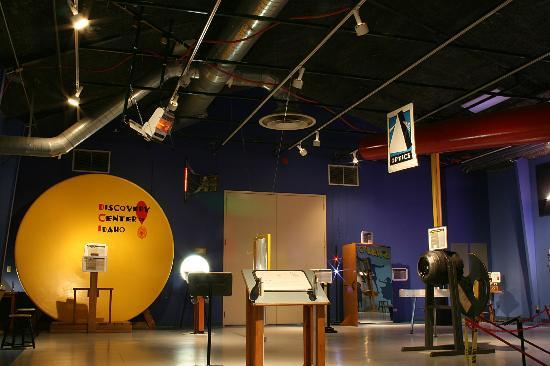 Image result for the discovery center of idaho