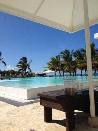 Millennium Resort & Spa : From the Sunlounger