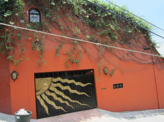 Casa Puesta Del Sol: Casa