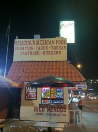 Photo of Mexican Restaurant Chano's Drive Inn at 3000 S Figueroa St, Los Angeles, CA 90007, United States