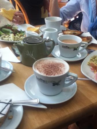 CoffeECO: full table