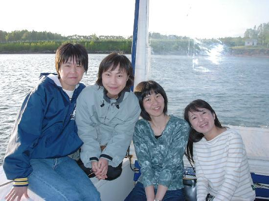 Prince Edward Boat Tours: good times on the water