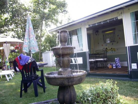 Camping de Renval : centre de repos