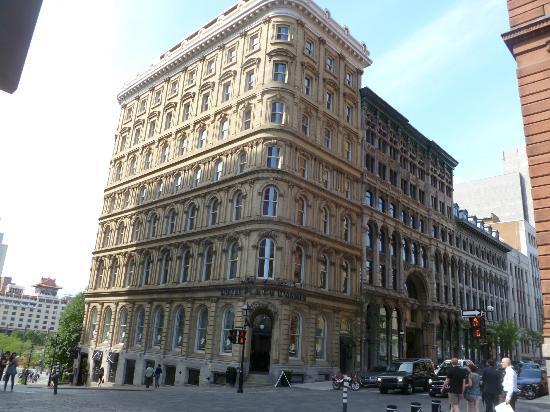 Le Place d'Armes Hotel & Suites: Hotel