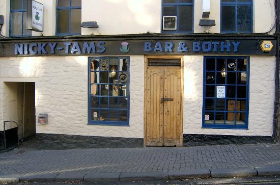 Nicky Tams Bar & Bothy: Nicky Tams Bar and Bothy