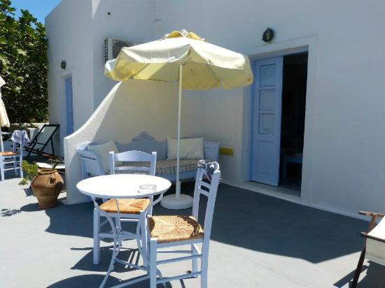 Pelagos Hotel-Oia: Pelagos hotel traditional Greek suites