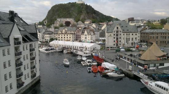 Hotel Brosundet, an Ascend Hotel Collection Member: View from room 506