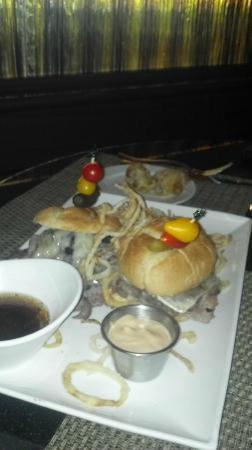 SC Prime Steakhouse & Bar : Yummy steak sliders