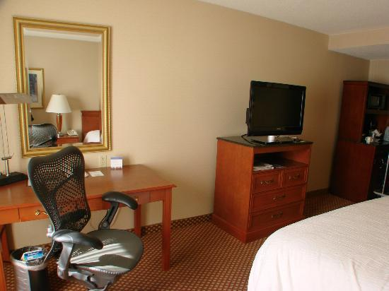 Hilton Garden Inn Albuquerque North/Rio Rancho: clean room