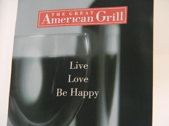 Hilton Garden Inn Albuquerque North/Rio Rancho: delicious food at the Great American Grill