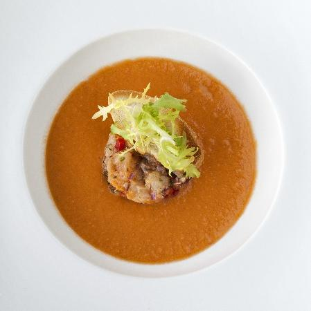 Altis Belem Hotel & Spa: Zoom at a gaspacho