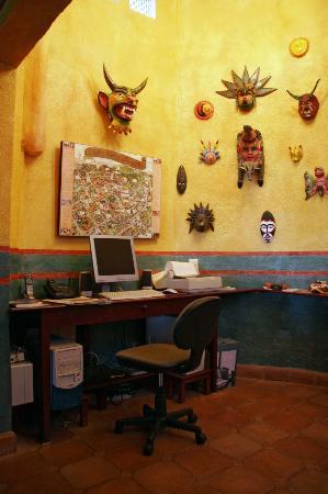 Casa Puesta Del Sol: Centro de Informes