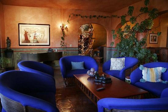 Casa Puesta Del Sol: Area de Television