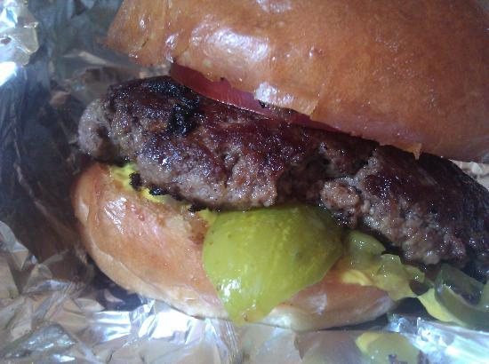 sauce: Chicago Burger