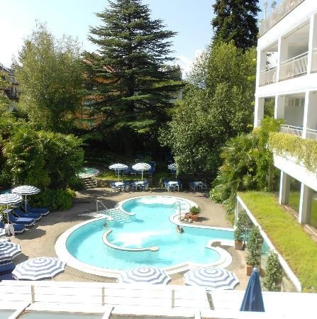 Meister's Hotel Irma: Pool