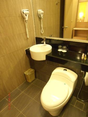 صنواي لوست وورلد هوتل: Toilet