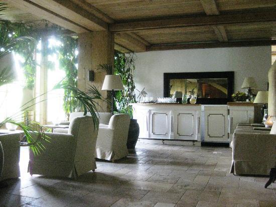 Meisters Hotel Irma: Wartebereich Spa