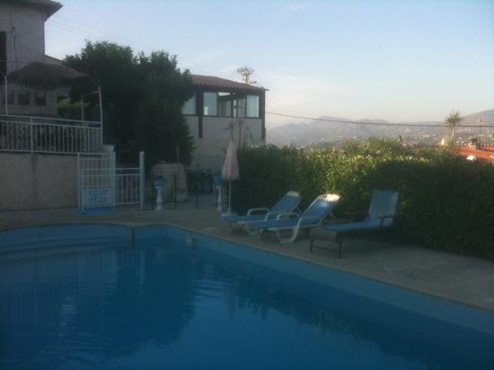 Auberge Villa de Montaleigne : vue