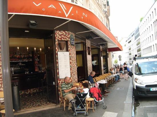 Paris Europe Cafe