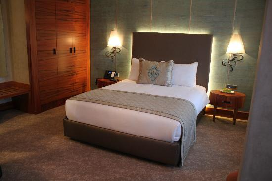 Biz Cevahir Hotel: Nuestra habitacion