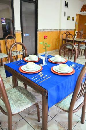Hotel Central : CONTAMOS RESTAURANT