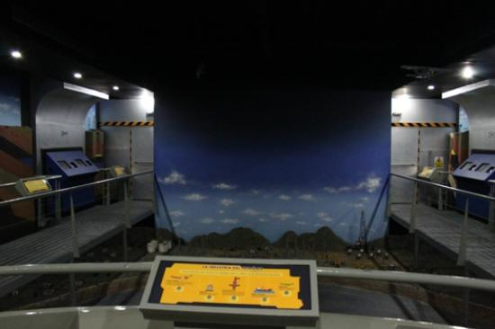 Museo de los Ninos (Children's Museum) : Hidrocarburos