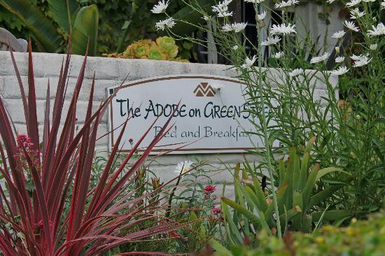 Adobe on Green Street Inn: The Adobe on Green Street