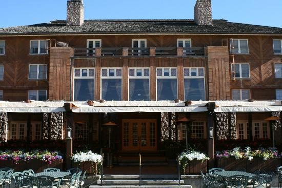 Sun Valley Lodge: Lodge 