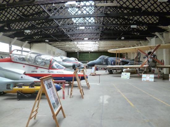 Salisbury, UK: The Hangar