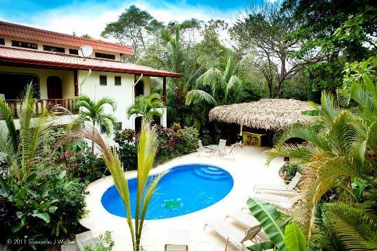 Villa Tortuga: Shot from Suite del Sol Porch