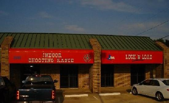 Lock and Load Indoor Shooting Range